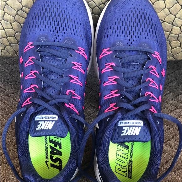 grande vente a456a 80eae 🆕 NIKE Air Zoom Pegasus 33 Women's Running Size 9